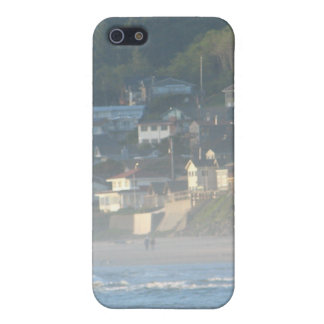 Village on the Cliff iPhone 5/5S Case