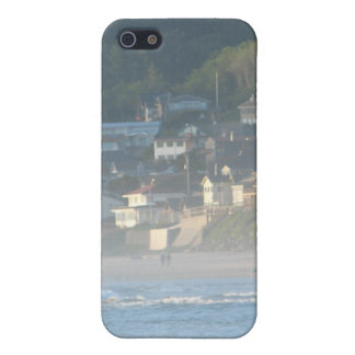 Village on the Cliff iPhone 5 Covers
