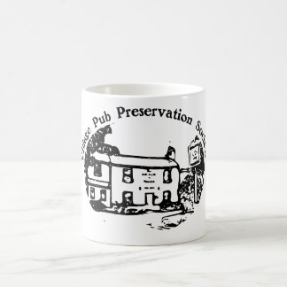 Village Pub Preservation Society Mug