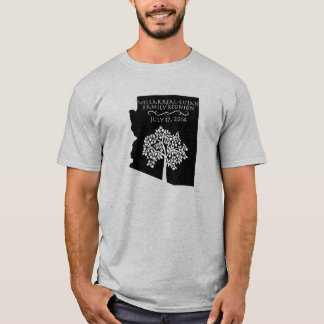 Villarreal-Lujan Family Reunion T-Shirt