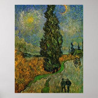 Vincent van Gogh 04 Poster