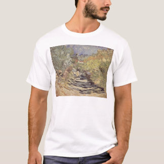 Vincent van Gogh | A Road in St. Remy T-Shirt
