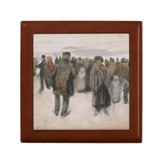 Vincent van Gogh - Beach at Scheveningen Gift Box
