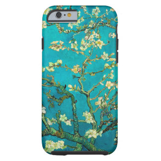 Vincent Van Gogh Blossoming Almond Tree Floral Art Tough iPhone 6 Case