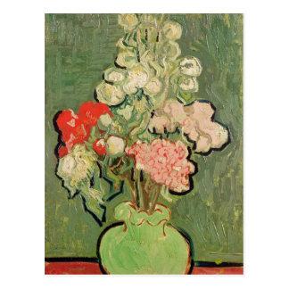 Vincent van Gogh | Bouquet of flowers, 1890 Postcard