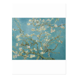 Vincent_van_Gogh_-_Branches_of_an_Almond_Tree_ Postcard