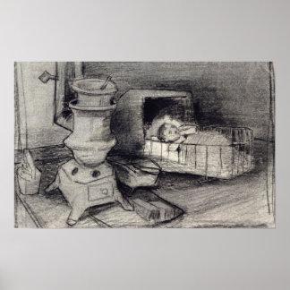 Vincent van Gogh | Cradle Poster