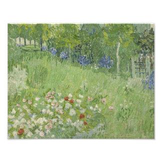 Vincent van Gogh - Daubigny's Garden Photo Print