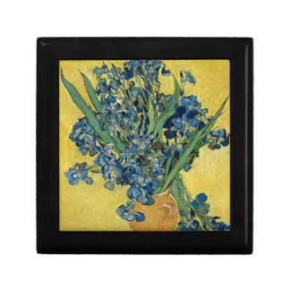 Vincent Van Gogh - Irises Art Work Gift Box