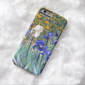 Vincent Van Gogh Irises Floral Vintage Fine Art Barely There iPhone 6 Case