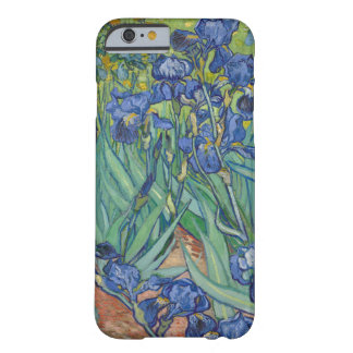 Vincent van Gogh Irises GalleryHD Fine Art Barely There iPhone 6 Case
