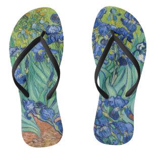 Vincent Van Gogh - Irises Jandals