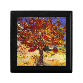Vincent Van Gogh Mulberry Tree Fine Art Painting Gift Box