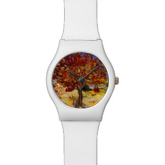 Vincent Van Gogh Mulberry Tree Fine Art Painting Watch