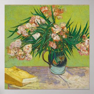 Vincent Van Gogh Oleanders Poster
