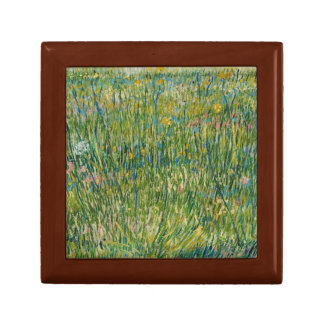 Vincent van Gogh - Patch of Grass Gift Box
