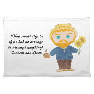 Vincent van Gogh Placemat