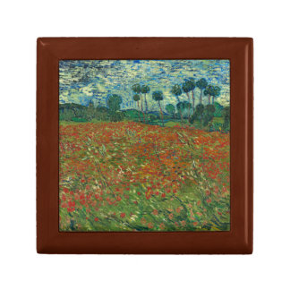 Vincent van Gogh - Poppy Field Gift Box