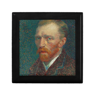 Vincent Van Gogh - Self Portrait Painting Gift Box