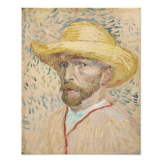 Vincent van Gogh - Self-portrait Photographic Print
