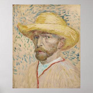 Vincent van Gogh, Self-portrait Poster