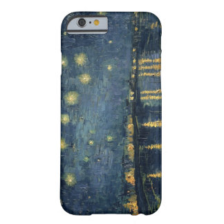 Vincent van Gogh | Starry Night Over the Rhone Barely There iPhone 6 Case