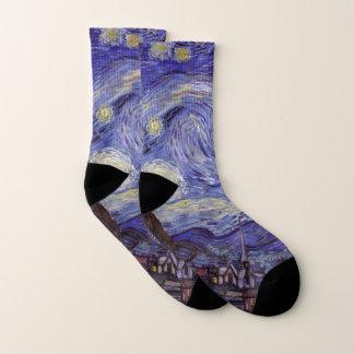 Vincent Van Gogh Starry Night Vintage Fine Art 1