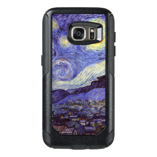Vincent Van Gogh Starry Night Vintage Fine Art OtterBox Samsung Galaxy S7 Case