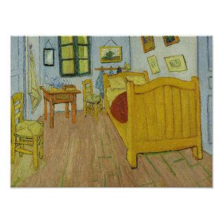 Vincent van Gogh - The Bedroom Photo Art