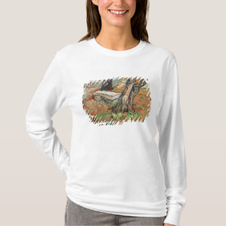 Vincent van Gogh | The Bench at Saint-Remy T-Shirt