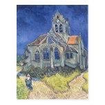 Vincent van Gogh | The Church at Auvers-sur-Oise Postcard