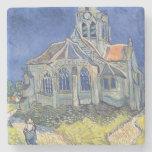 Vincent van Gogh | The Church at Auvers-sur-Oise Stone Beverage Coaster
