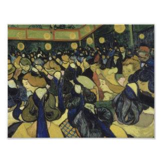 Vincent van Gogh - The Dance Hall in Arles Photo Print