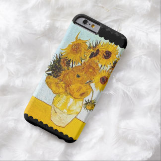 Vincent Van Gogh The Vase Enhanced Floral Barely There iPhone 6 Case