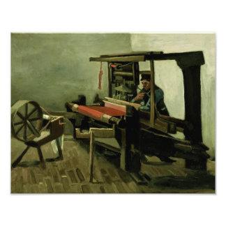 Vincent van Gogh - Weaver Photograph