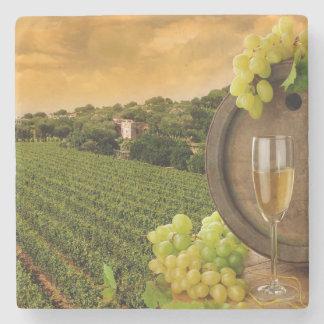 vineyard stone coaster