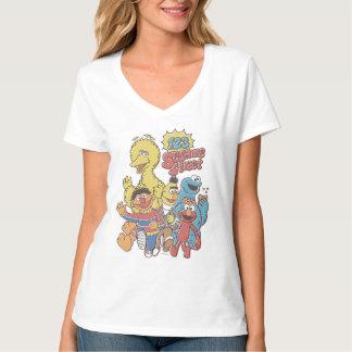Vintage 123 Sesame Street 2 T-Shirt
