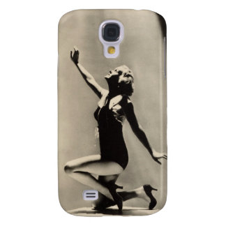 Vintage 1930s Film Star Pinup Galaxy S4 Case