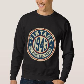 Vintage 1943 All Original Parts Sweatshirt