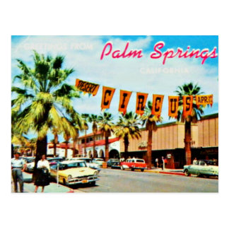Vintage palm springs gifts t shirts art posters for T shirt city palm springs