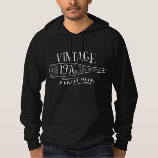 Vintage - 1976 -  40th Birthday Hoodie