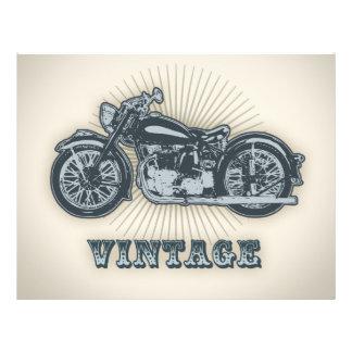 Vintage 1 21.5 cm x 28 cm flyer