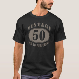 Vintage 50th Birthday Gifts T-Shirt
