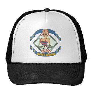 Vintage 95th Birthday Gifts Cap