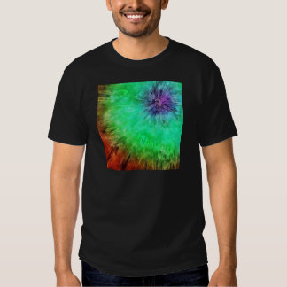 Vintage Abstract Tie Dye Tshirts