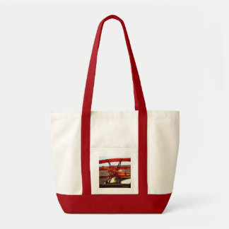 Vintage Airplane by Shirley Taylor Tote Bag