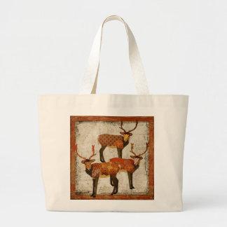 Vintage Amber Mum Bucks Bag