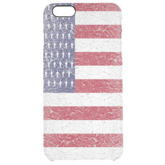 Vintage American Flag Uncommon Iphone 6 Case