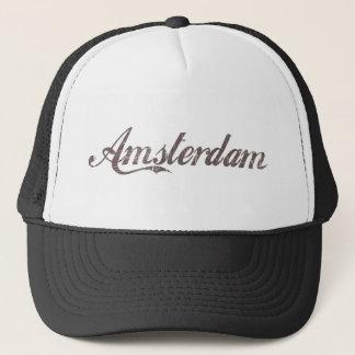 Vintage Amsterdam Trucker Hat