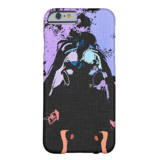 Vintage Anime Nuclear Fallout Comic Book Art Barely There iPhone 6 Case